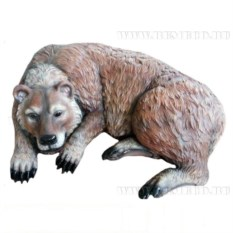 Декоративный камень Спящий медведь