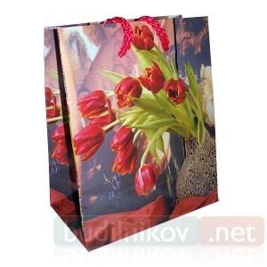 Подарочный пакет для женщин (мини-размер)