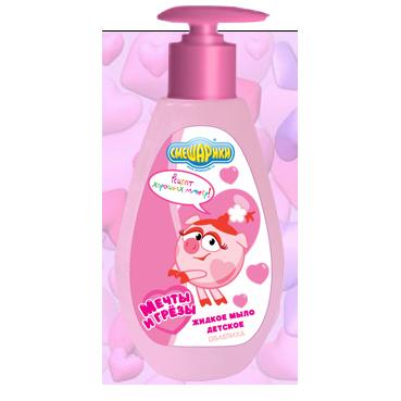 Жидкое мыло «Нюша»