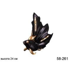 Фигурка Черная рыбка