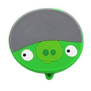 Флешка Angry Birds Свинка в каске, 4Гб