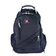 Рюкзак Swissgear черного цвета