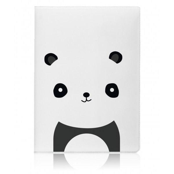 Обложка для паспорта Panda