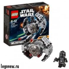 Конструктор Lego Усовершенствованный прототип истребителя