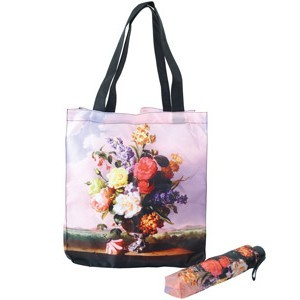 Набор Роза (зонт и сумка для шопинга)