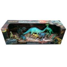 Набор фигурок динозавров Megasaurs