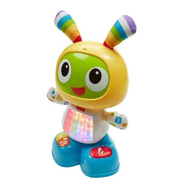 Развивающая игрушка Fisher-Price Обучающий робот Бибо