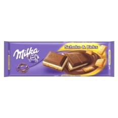 Шоколад Мilka Choco Keks