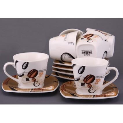 Кофейный набор на 6 персон «Кофе»