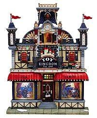 Керамический сувенир Фасад Царство игрушек