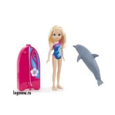 Кукла Эйвери с плавающим дельфином