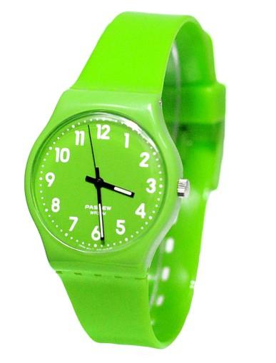 Часы Color (зеленые)