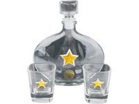 Набор для водки «Настоящий полковник»