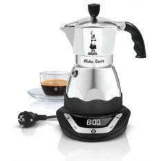 Электрическая гейзерная кофеварка Bialetti Moka Timer 6093