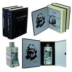 Книга со штофом Финансист