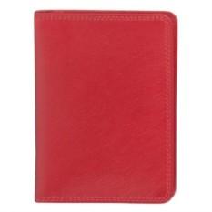 Красный бумажник водителя в подарочной упаковке Модена