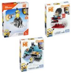 Конструктор Mattel Mega Bloks Миньоны: игровой набор