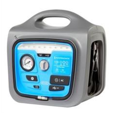 Автономное пускозарядное устройство 17 А/Ч с компрессором