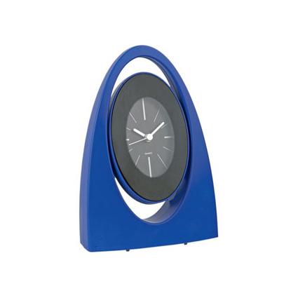 Часы настольные синие