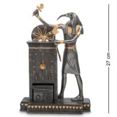 Часы Тот — бог мудрости и знаний (цвет — серый)