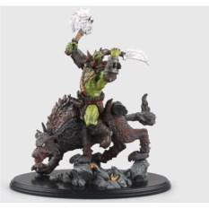 Фигурка World of Warcraft Deluxe Series 6: Riding Wolf