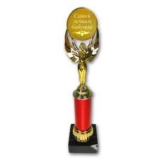 Наградная статуэтка «Самой лучшей бабушке»