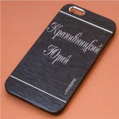 Чехол для Iphone 6 с гравировкой