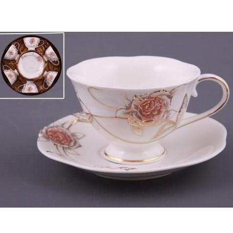 Чайный сервиз «Розочка»