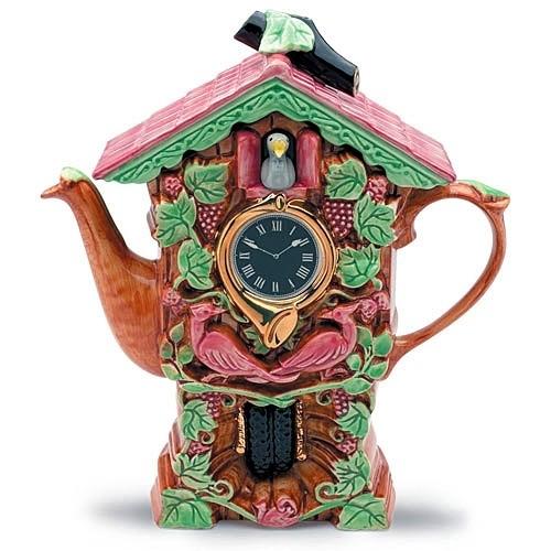 Чудо-чайник «Часы с кукушкой» (большой)