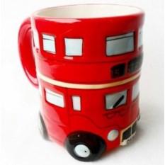 Керамическая кружка London Bus