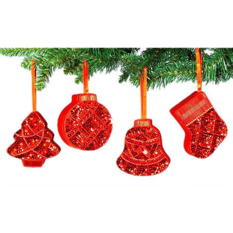Шкатулочки новогодние