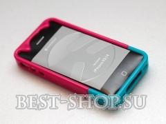 Чехол для iPhone 4, iPhone 4S Талое мороженое