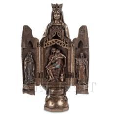 Статуэтка Полиптих Божией Матери
