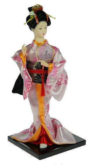 Статуэтка Японская девушка