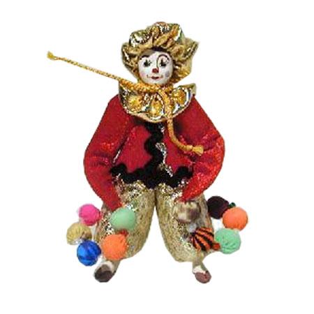 Кукла-клоун