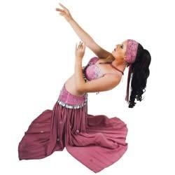 Подарочный сертификат Танец живота для детей
