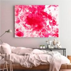 Набор для создания картины Love as art (passion red)