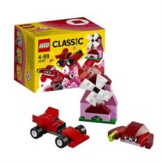 Конструктор Lego Classic Красный набор для творчества
