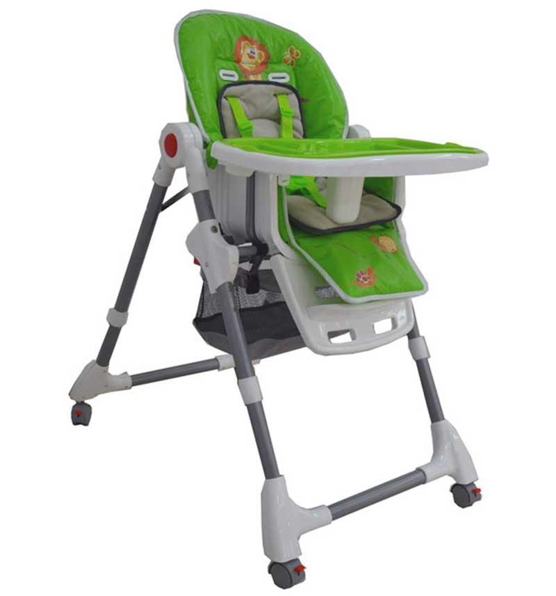 Стульчик для кормления Kenga HC-20, цвет: зеленый