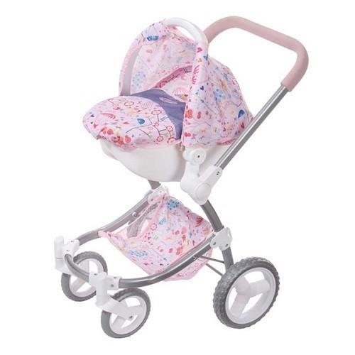 Игрушечная коляска для прогулок Baby Born