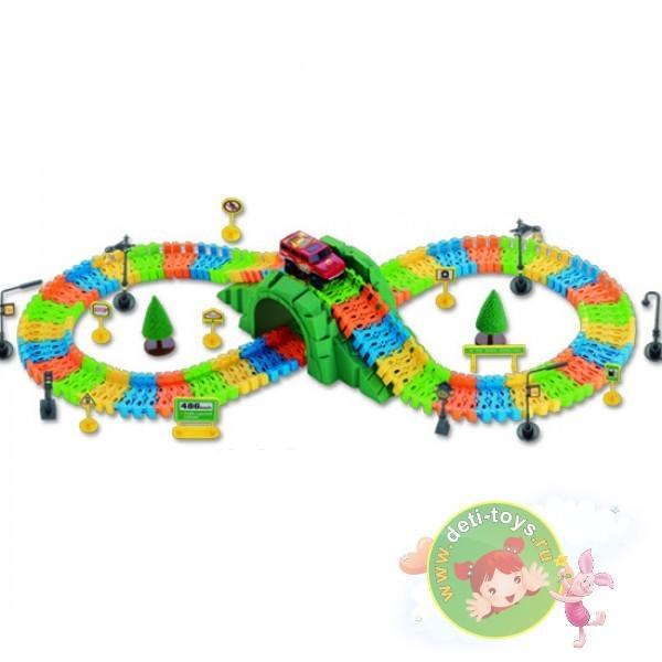 Детский автотрек Dream Track 3800-2Y