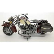 Раскрашенная модель мотоцикла