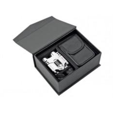 Бинокль с чехлом в подарочной коробке