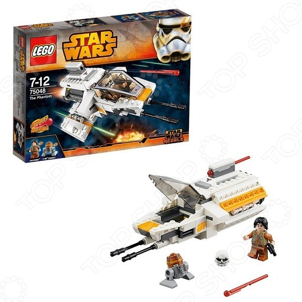 Конструктор - Lego - Фантом™