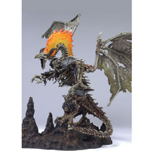 McFARLANE DRAGONS -  FOSSIL DRAGON CLAN BOXED SET