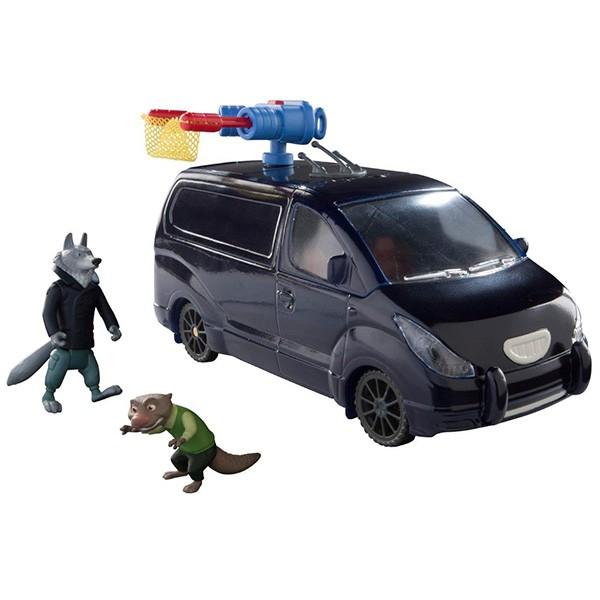Игровой набор Похищение мистера Выдрингтона - Zootropolis