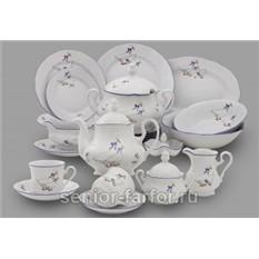 Чайно-столовый сервиз Гуси