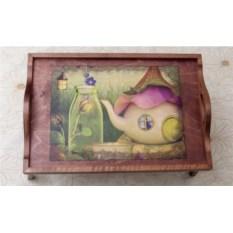 Столик-поднос Волшебный чай