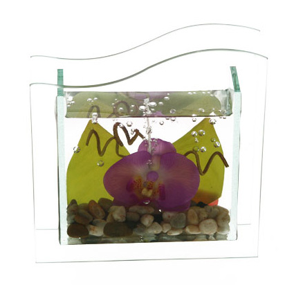 Свеча гелевая «Орхидея»