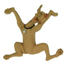 Декоративная фигурка Веселый пёс